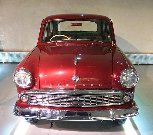отечественный автомобиль 1945-1985 гг.