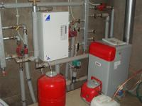 Основные преимущества газового типа котлов