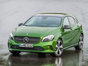 Компактный Mercedes-Benz, класс B, рестайлинговая версия